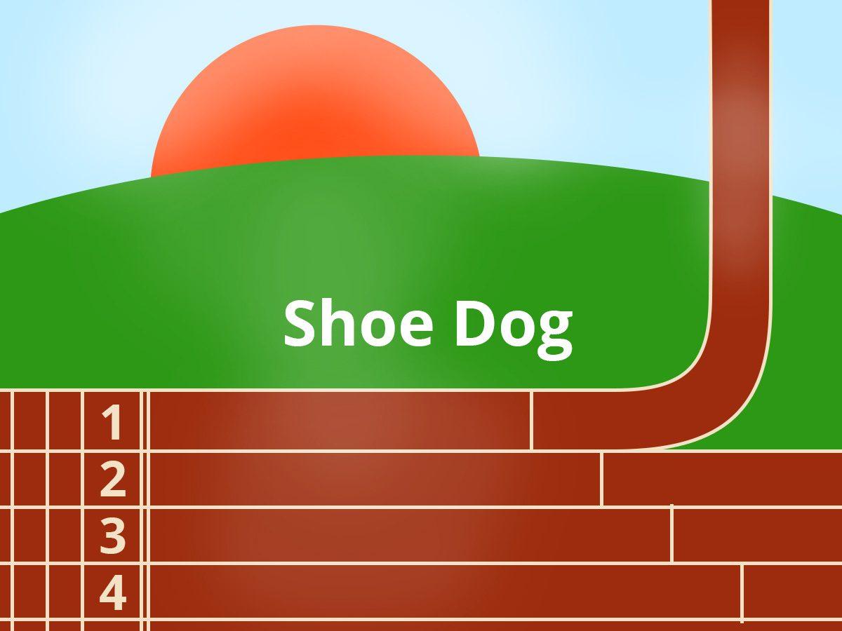 shoe dog summary