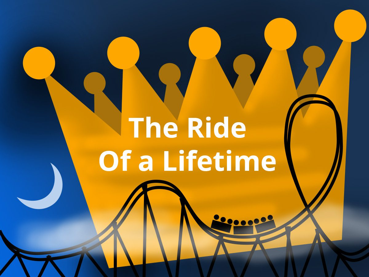the ride of a lifetime summary
